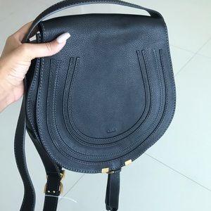 Chloe cross body satchel